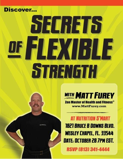 Secrets of Flexible Strength